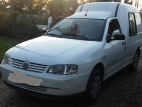 Volkswagen Caddy 1.9 Sdi 2005 3 Puertas Para 5 Personas.