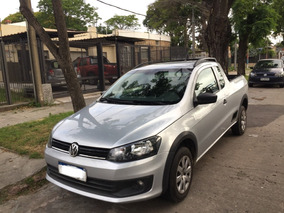 Volkswagen Saveiro 2016 Unico Dueño Nueva! Permuto Financio