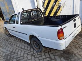 Volkswagen Saveiro 1.6 Diesel