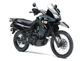 Moto Kawasaki Klr 650 Modelo 2018