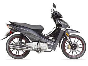 Motos Moto Nueva 0km Yumbo Top 125 Casco Regalo - Fama
