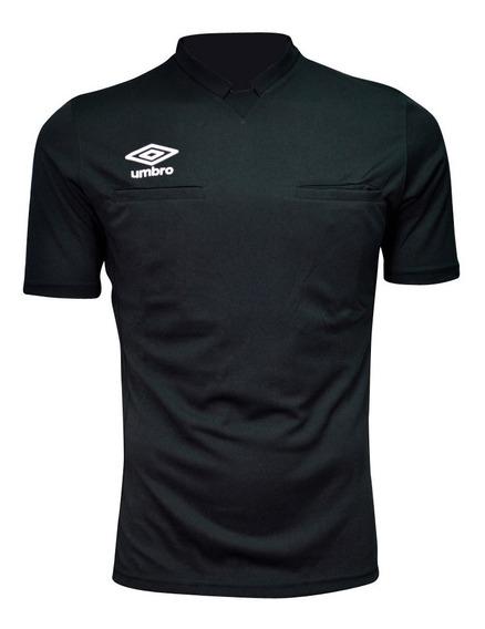 Camiseta De Árbitro Manga Corta Umbro