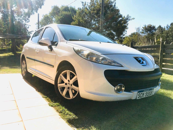 Peugeot 207 1.6 Xt Tiptronic 2011