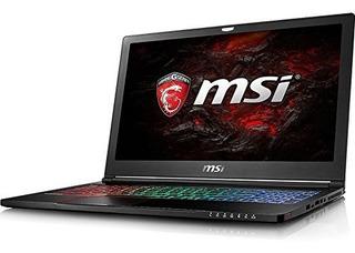 Msi Gs63vr674 Stealth Pro Intel Core I7 7700hq Processor