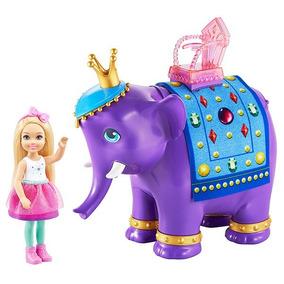Barbie Fantasy Chelsea Y Rey Elefante Fpl83 Tienda Oficial