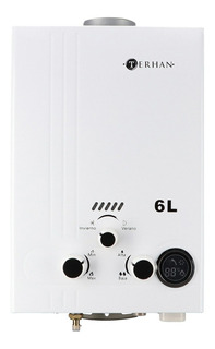 Calentador Instantáneo Supergas Terhan 6l Calefon Ct A