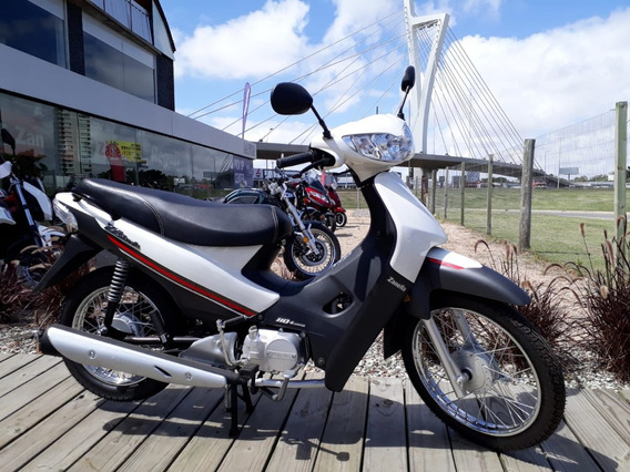 Moto Pollerita Zanella Zb110 + Regalos!