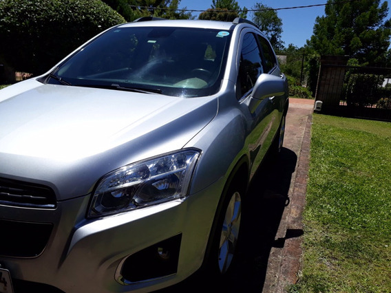 Chevrolet Tracker 4 X4 Automatica Extra Full Con Techo Solar