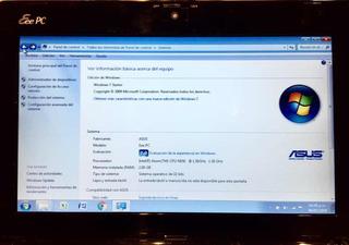 Netbook - Asus Eee Pc