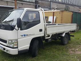 Camión Jmc Año 2015 Empadronado Diciembre 2017, Como Nuevo