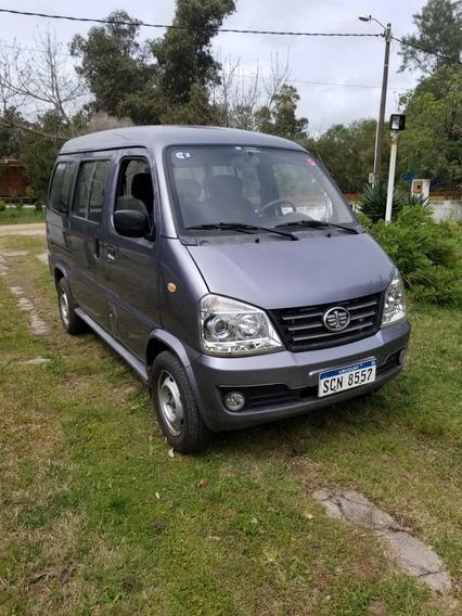 Faw Minivan Brío 8 Pasajeros