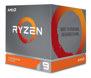 Cpu Amd Ryzen 9 3900x Am4 Box - Nuevo - Techimport