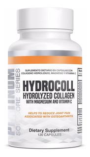 Colageno Hidrolizado - 120 Caps - Platinum Softcore Series