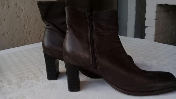 Botas-zapatos-sandalias-puro Cuero.