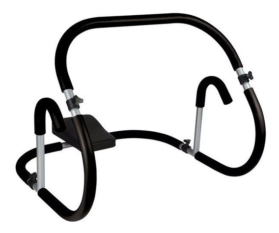 Aparato Para Abdominales Escultor Roller Mor Negro