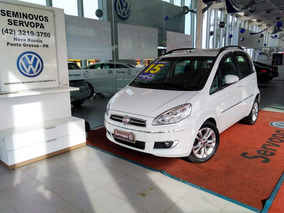 Fiat Idea Essence Dualogic 1.6 16v 2015
