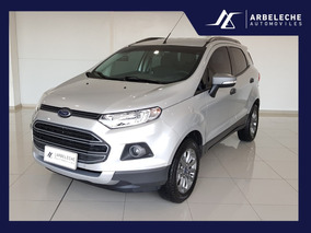 Ford Ecosport Freestyle 1.6 Igual 0km! Arbeleche Automoviles