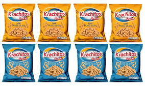 Packs Snacks Krachitos 65g X8u
