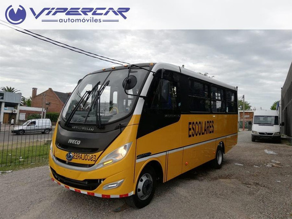 Iveco Daily Escolar 31+1 Leasing 3.0 2019 0km