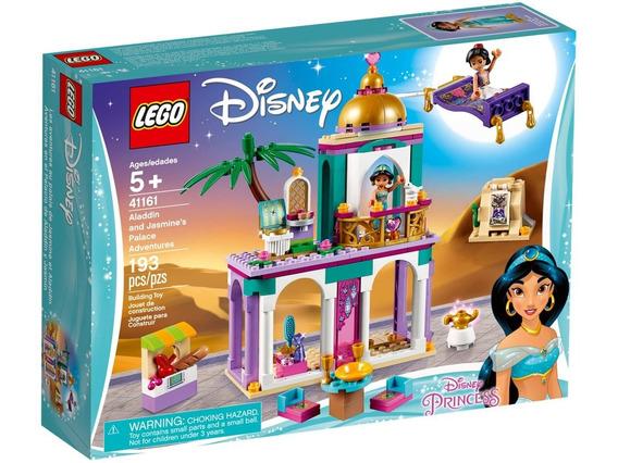 Lego Princess: Aventuras En Palacio De Aladdín Y Jasmine