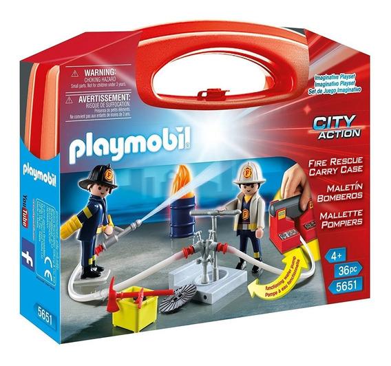 Maletín Bombero 45651 - Playmobil