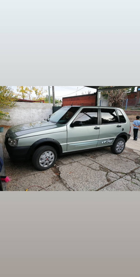 Fiat Uno Way 1.3 Impecable Estado A.a Inyeccion