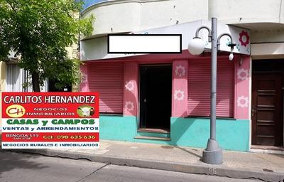 Local Comercial Centrico P Alquilar A Metros De Plaza 33