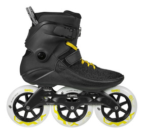 Roller Patín Triskate Powerslide Swell 125 Black City