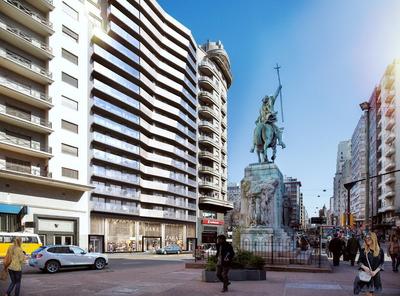 Apartamento- Torre Centra- Monoambiente