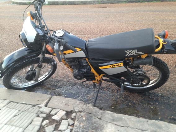 Honda Xl 125 Año 96 Hecha A Nuevo