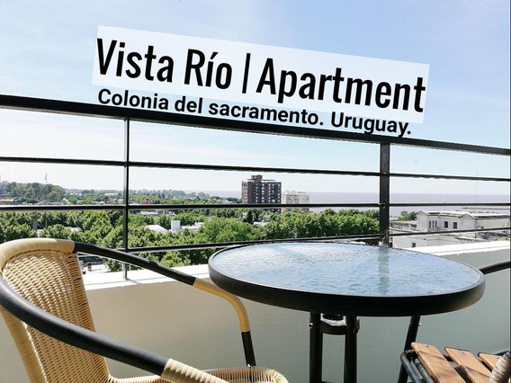 Venta/alquiler Temporario Vista Río| Apar Colonia Sacramento