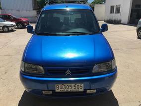 Citroën Berlingo Multispace 5 Pasajeros!!! Solycar
