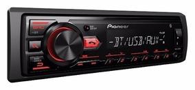Radio Auto Pioneer Mvh-295bt Bluetooth Mp3 Am/fm Android