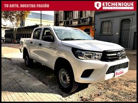 Toyota Hilux Dx 2.7 Extra Full Etchenique.