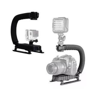 Estabilizador Soporte Camaras Canon Nikon Compatible Gopro