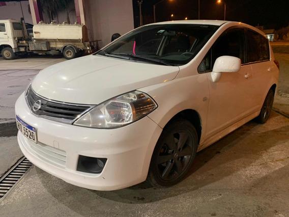 Nissan Tiida Automatico 2013 Full