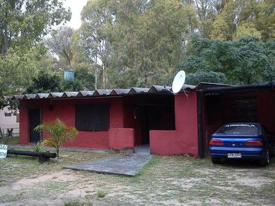 Casa En Balneario Blancarena 3 Dormitorios C/estufa A Leña