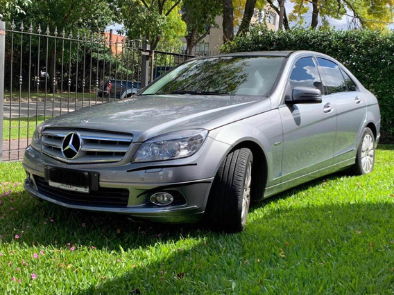 Mercedes-benz Clase C 1.8 C200 Komp Avantgarde Plus At 2009