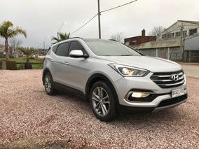 Hyundai Santa Fe 2.4 Gls Llan 19 5p At
