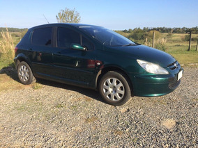 Peugeot 307 1.6 Año 2003
