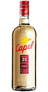 Pisco Capel Especial 35 Grados 750ml