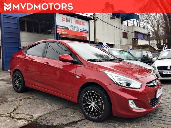 ! Hyundai Accent Único Dueño Buen Estado Permuto Financio !