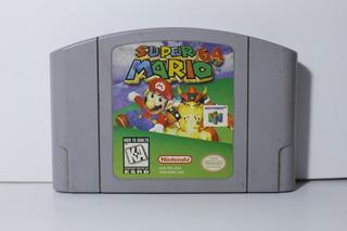 Super Mario 64 - Juego Original Nintendo 64