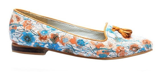 Zapato Dama En Cuero Marcel Calzados (cod.18028)