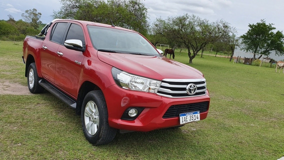Toyota Hilux 2.7 Cd Srv Vvti 4x2 - A3 2016
