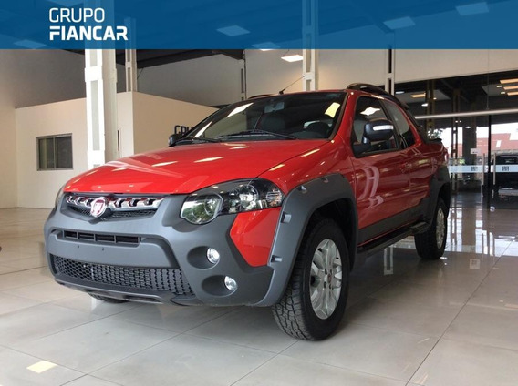 Fiat Strada Doble Cabina C/ Locker 2019 0km