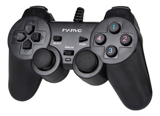 Joystick Control Gamer Pad Scorpion Para Pc Usb Juegos Play