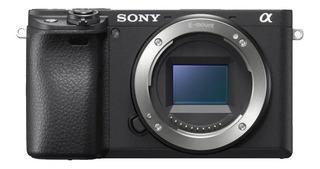 Cámara Sony Alpha Ilce-6400l Con Lente Y Sensor Aps-c