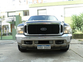 Ford Excursion 2001 Automatica 3 Filas De Asientos