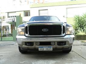 Ford Excursion 2001 Automatica 3 Filas De Asientos